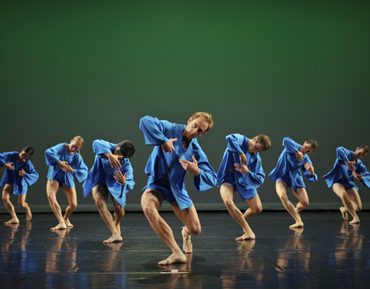 Mark Morris Dance Group: Timeline   Dance Consortium