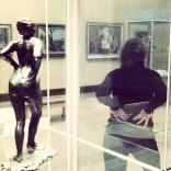 Visiting the Art Museum in Birmingham