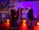 Cirque on the one show