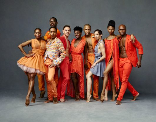 Alvin Ailey American Dance Theater. Photo by Andrew Eccles_15