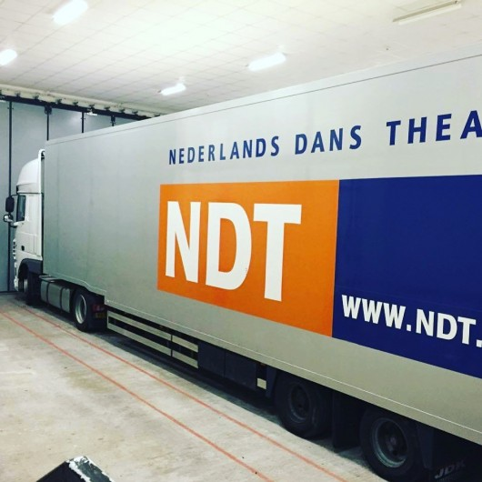 NDT2 lorry
