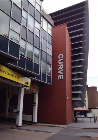 Curve Theatre, Leicester